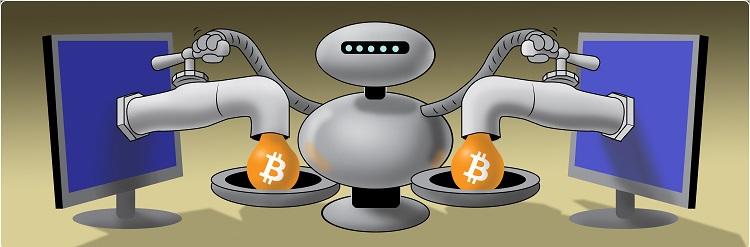 Боты для сбора биткоинов статистика на рынке форекс