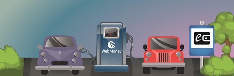 Лимиты на операции в системе Webmoney